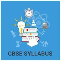 CBSE Board Syllabus