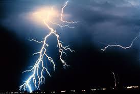 Nitrogen Fixation by Lightning