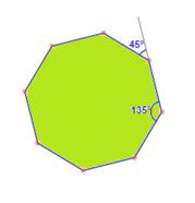 Area of an Octagon Formula