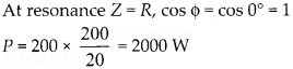 NCERT Solutions for Class 12 Physics Chapter 7 Alternating Current 12