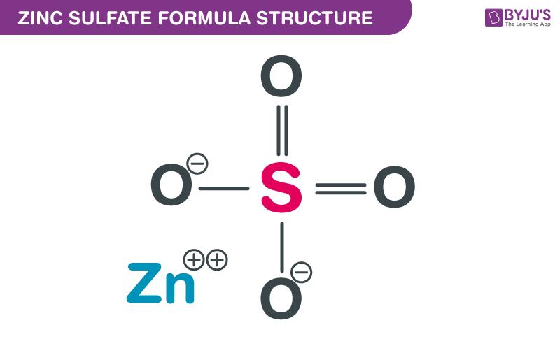 Zinc Sulfate Formula
